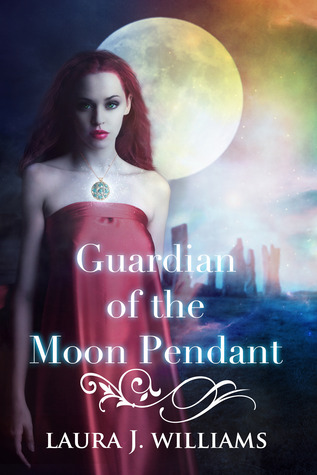 Guardian of the Moon Pendant by Laura J. Williams