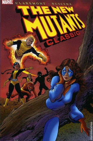 New Mutants Classic, Vol. 2 by Chris Claremont