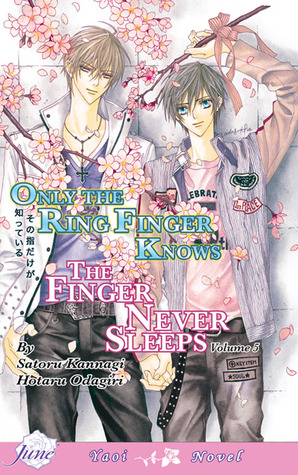 Only the Ring Finger Knows: The Finger Never Sleeps (Only the Ring Finger Knows, #5)