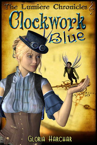 Clockwork Blue by Gloria Harchar