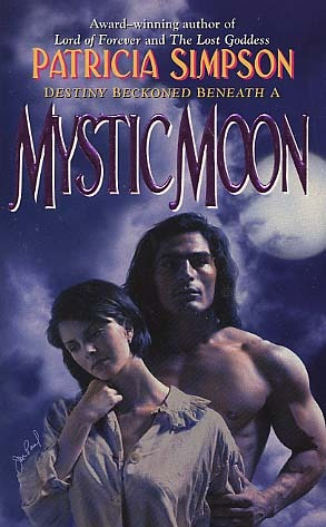 Mystic Moon by Patricia Simpson