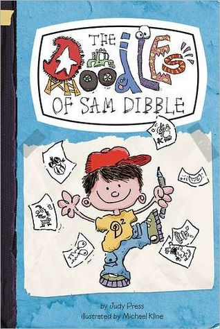 The Doodles of Sam Dibble (Book 1)