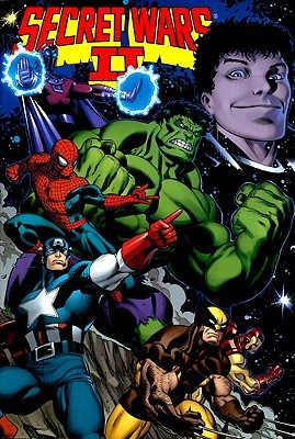 Secret Wars II Omnibus by Jim Shooter