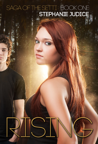 Rising (saga of the seti #1)