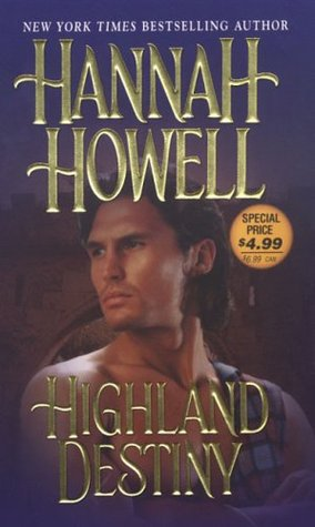 Highland Destiny by Hannah Howell