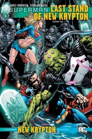 Superman: Last Stand of New Krypton, Vol. 2
