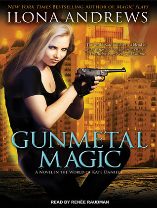 Gunmetal Magic (Kate Daniels, #5.5)