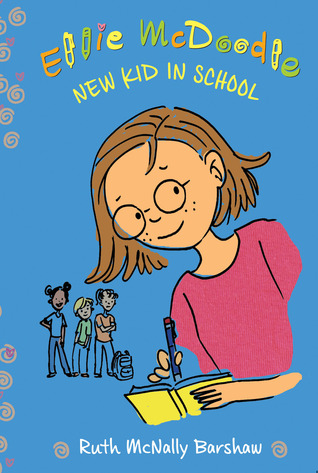 Download online Ellie McDoodle: New Kid in School PDF by Ruth McNally Barshaw