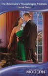 The Billionaire's Housekeeper Mistress (At His Service, #3)
