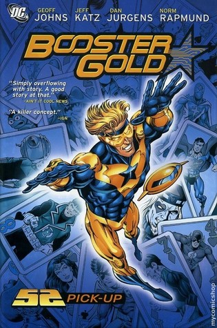 Booster Gold, Vol. 1 by Geoff Johns