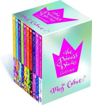 Princess Diaries Boxed Set by Meg Cabot