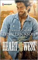 Courting Callie (Heart Of The West)