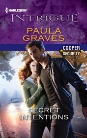 Secret Intentions  (Cooper, #13)  (Cooper Security, #6)