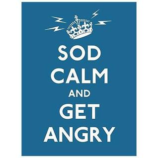 Sod Calm and Get Angry by Robert Lowell