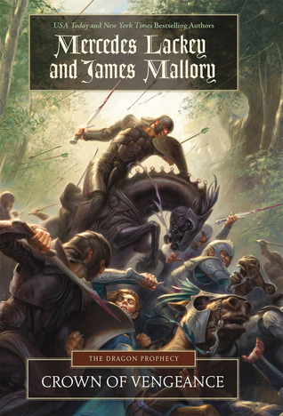 Book Review: Crown of Vengeance by Mercedes Lackey & James Mallory