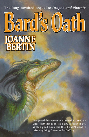 Bard's Oath by Joanne Bertin