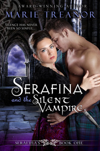 Serafina and the Silent Vampire by Marie Treanor