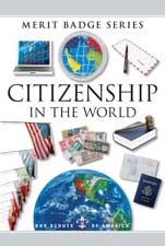 Citizenship in the World by Boy Scouts of America