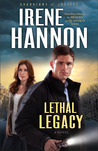 Lethal Legacy (Guardians of Justice, #3)