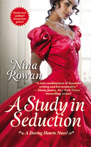 A Study in Seduction (Daring Hearts, #1)