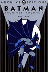 Batman Archives, Vol. 1