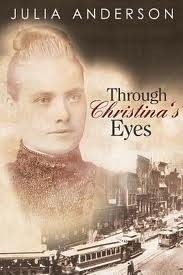 Through Christina's Eyes by Julia K. Anderson