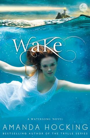 10586539 Blog Tour Review: Wake by Amanda Hocking