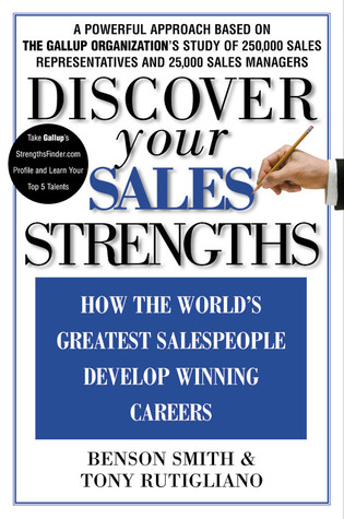 Discover Your Sales Strengths by Benson Smith