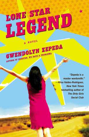 Lone Star Legend by Gwendolyn Zepeda