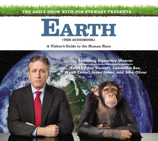 Earth (The Audiobook) by Jon Stewart