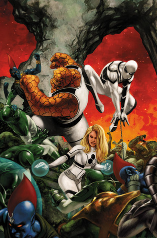 FF, Vol. 2 by Jonathan Hickman