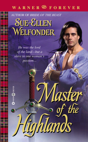 Master of the Highlands by Sue-Ellen Welfonder