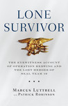 Lone Survivor by Marcus Luttrell