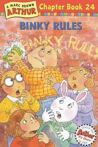 Review Binky Rules (Arthur Chapter Books #24) PDF