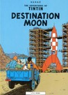 Destination Moon (Tintin, #16)