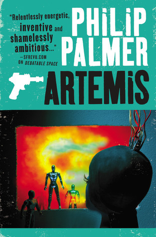Artemis by Philip Palmer