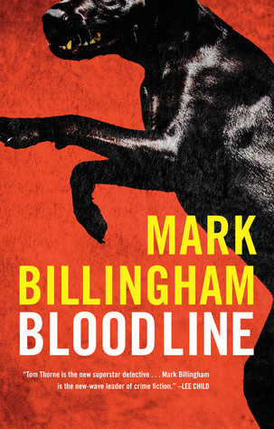 Bloodline (Tom Thorne, #8)