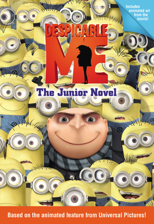 Despicable Me by Annie Auerbach