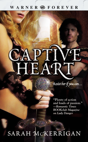 Captive Heart by Sarah McKerrigan