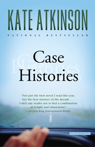 Case Histories (Jackson Brodie, #1)