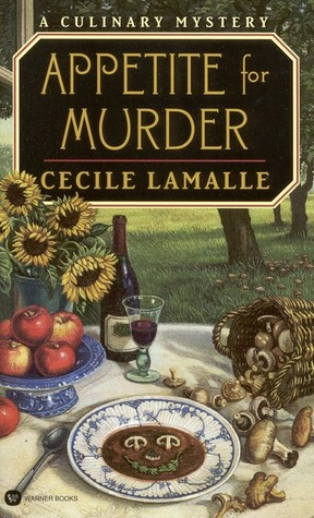 Appetite for Murder by Cecile Lamalle