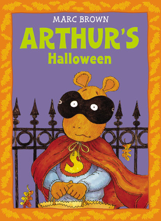 Arthur's Halloween by Marc Brown
