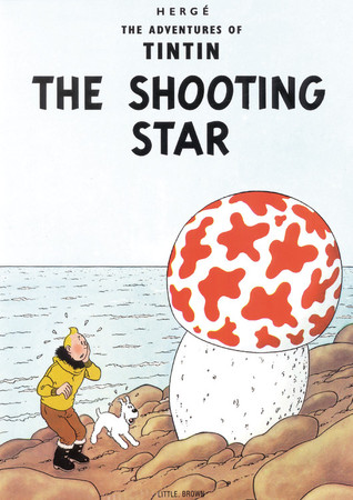 The Shooting Star by Hergé