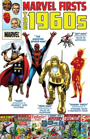 Marvel Firsts by Stan Lee