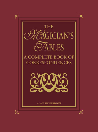 Magician's Tables by Alan  Richardson