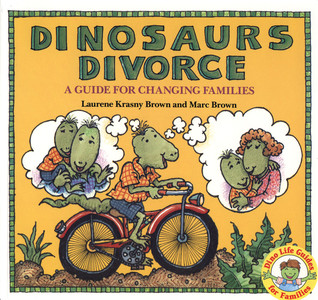 Dinosaurs Divorce by Marc Brown