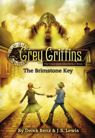 The Brimstone Key by Derek Benz