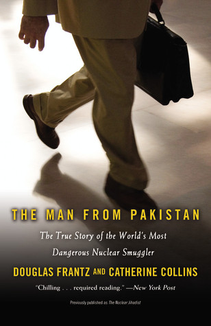 The Man from Pakistan by Douglas Frantz
