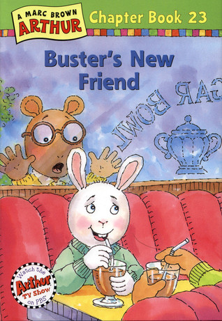 Buster's New Friend: A Marc Brown Arthur Chapter Book 23