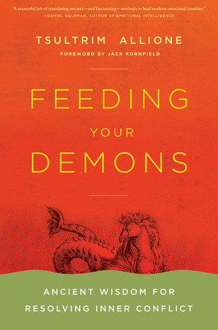 Feeding Your Demons by Tsultrim Allione